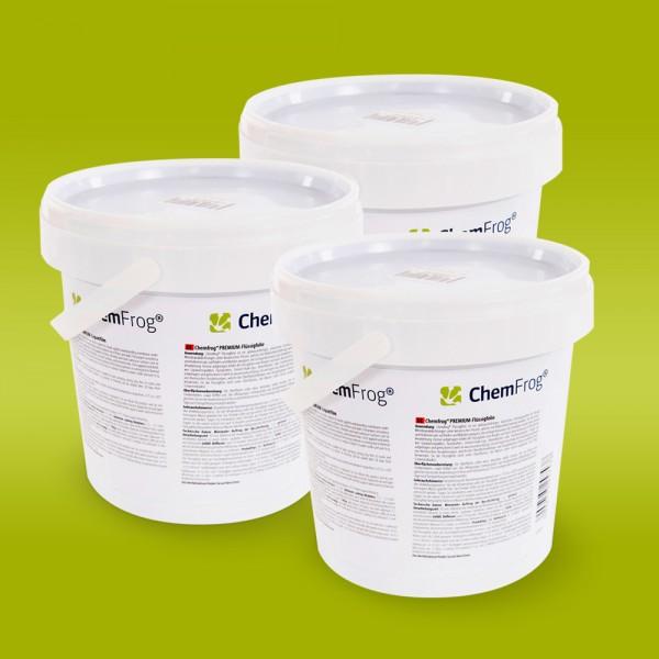 Flüssigfolie Chemfrog 4,5 kg / 6 kg Dichtfolie Badabdichtung für Innen u. Aussen