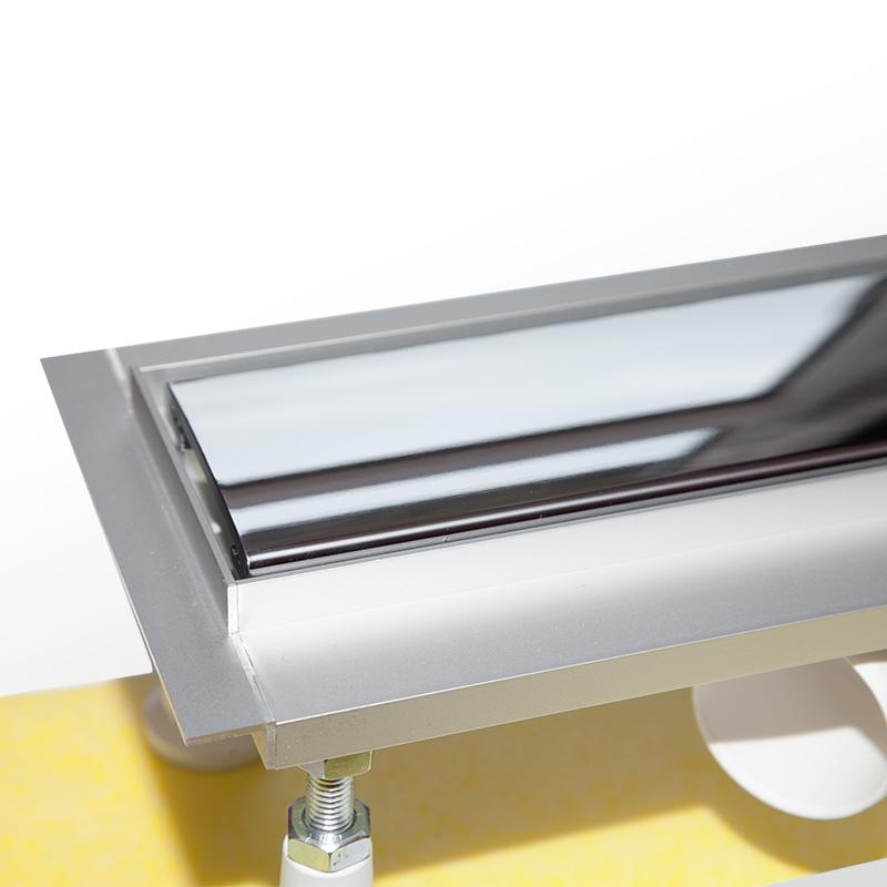 Ablaufgarnitur Dusche Viega : Zur ?bersicht Startseite Duschen Duschrinnen Aquabad? Aluminium