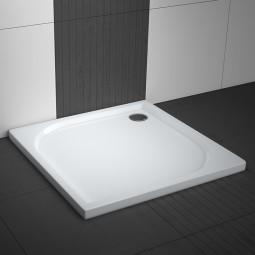 Aquabad® Comfort Praktica Quadratische Duschwanne