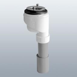 Viega Domoplex senkrechte Ablaufgarnitur Ø 52 mm