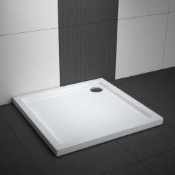Quadratische Duschwanne Aquabad® Comfort Villa Flat