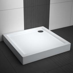 Aquabad® Comfort Ultima Quadratische Duschwanne