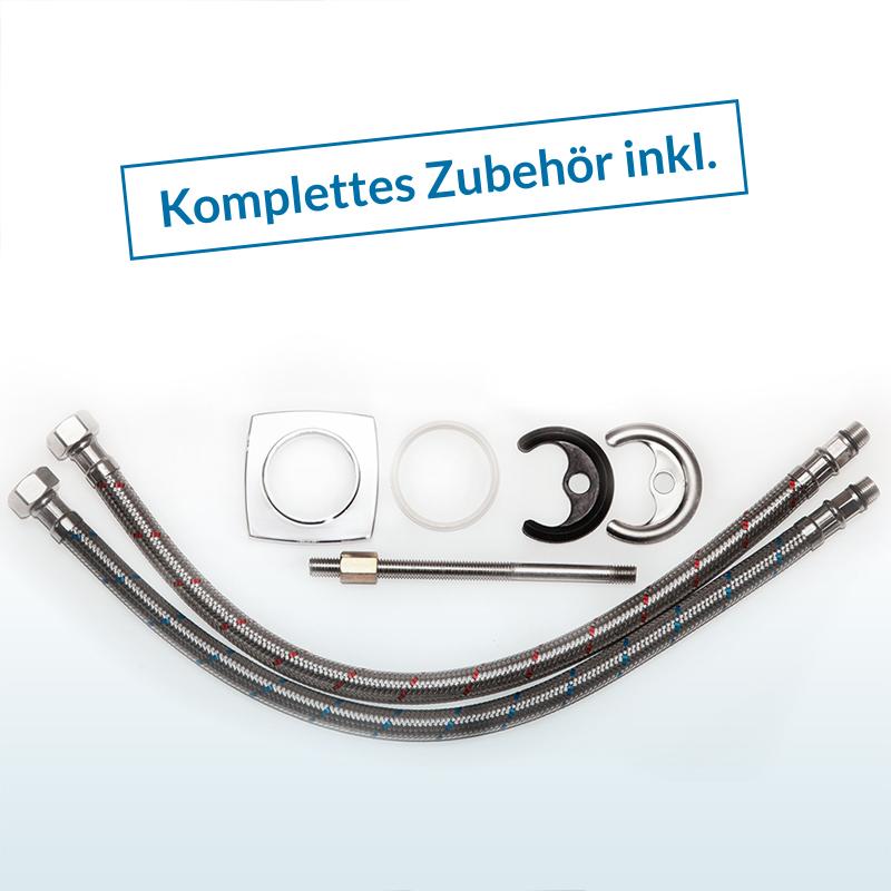 Einhebel-Waschtischarmatur, Spültischbatterie Y-Serie, Modell: Standard